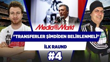 Beşiktaş'ta gelecek sezonun transferleri şimdiden belirlenmeli!