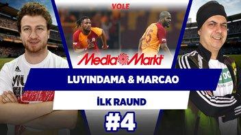 Luyindama ve Marcao, Galatasaray yakın tarihinin en vizyoner transferleri...