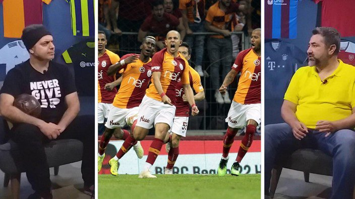 Başakşehir'i hem dövdüler hem yendiler!