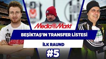 Ali Ece, Beşiktaş'ın transfer listesini açıklıyor!