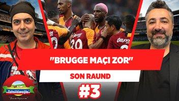 Galatasaray'ın Brugge maçında işi zor.