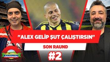 Alex de Souza, Fenerbahçe'ye şut çalıştırsın!