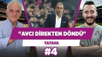 Beşiktaş'ta Abdullah Avcı direkten döndü