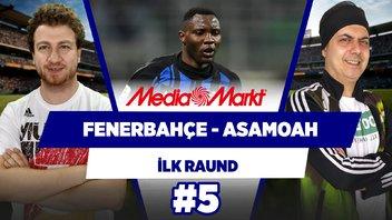 Fenerbahçe, Asamoah'ın peşinde!