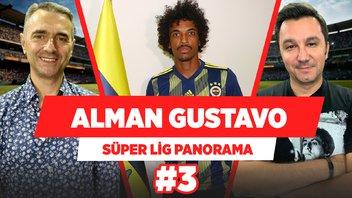 Gustavo'nun mayası Brezilyalı, disiplini Alman!