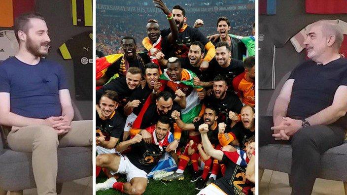 Galatasaray maçı hak ederek kazandı hatta fazlasını attı!