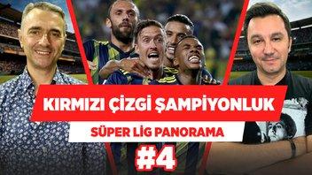 Bu sezon Fenerbahçe'nin kırmızı çizgisi şampiyonluktur!