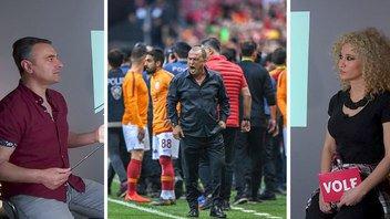 Fatih Terim Stadı'nda Fatih Terim'in ekibine saldırı olmuştu! ⚡️