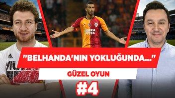 Galatasaray'da Belhanda'nın yokluğunda Seri ve Lemina daha çok katkı verebilir.