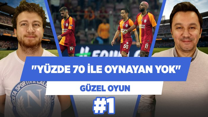 Galatasaray'da %70'i ile oynayan futbolcu yok.