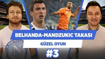 Belhanda'yı 5 Milyon Euro'ya satmayı, Mandzukic takasına tercih ederim!