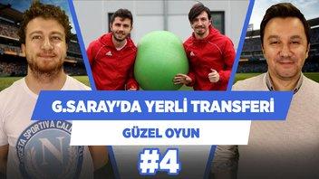 Galatasaray'da yerli operasyonu olacak!