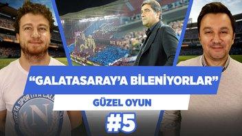 Trabzonspor, Galatasaray'a ekstra bileniyor.