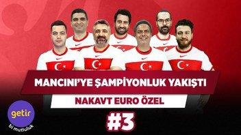 Mancini'ye şampiyonluk çok yakıştı    Serdar Ali Ç. & Ali Ece & Uğur K. & Yağız S.   Nakavt #3