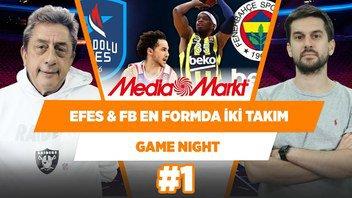 Anadolu Efes ve Fenerbahçe, EuroLeague'in en formda takımları! | Murat Murathanoğlu & Sinan Aras #1