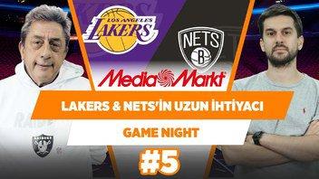 Lakers ve Nets'in, Whiteside gibi bir uzuna ihtiyacı var! | Murat Murathanoğlu & Sinan Aras | GN #5