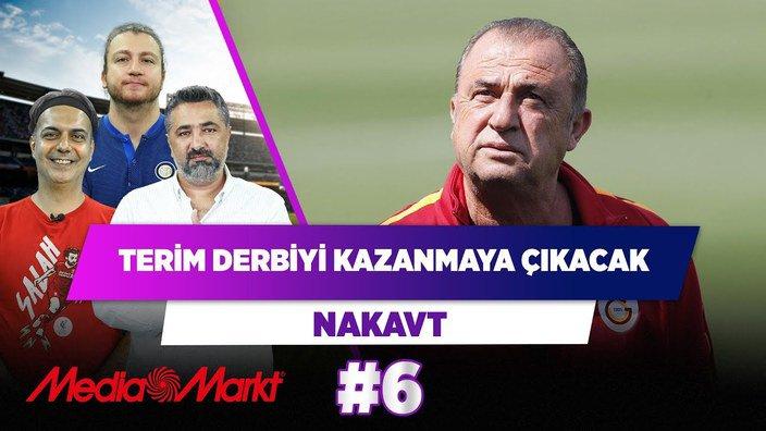 Fatih Terim derbiyi kazanmaya çıkacak! | Serdar Ali Çelikler & Ali Ece & Uğur K. | Nakavt #6