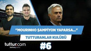 Mourinho, Tottenham'ı şampiyon yaparsa heykeline beton yetmez! | Ilgaz Çınar | Tutturanlar Kulübü #6